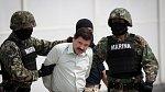 """Mexický drogový boss Joaquín Guzmán má přezdívku """"Prcek""""."""