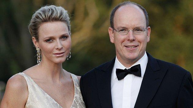 Charlene Wittstock s manželem Albertem