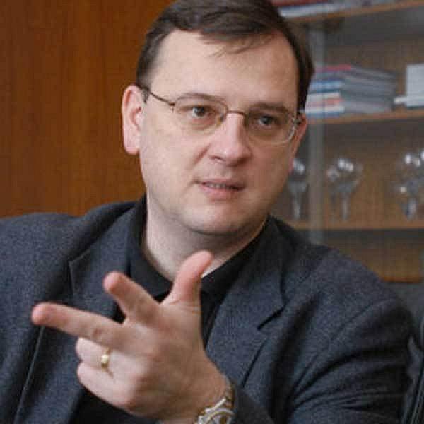 Ministr práce Petr Nečas