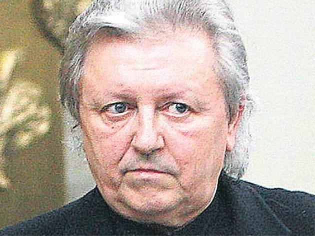 Václav Neckář měl slzy na krajíčku.