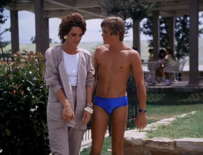 Zahrál si také v Dallasu. Byl milencem Sue Ellen.