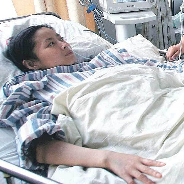 První chvíle po operaci