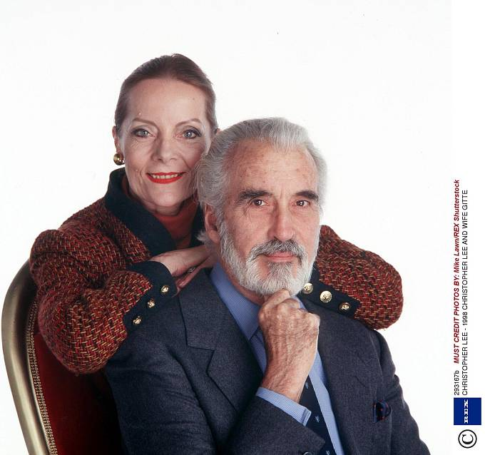 76 let: Birgit žila sChristopherem 54 let.