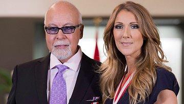 Zdravotní lapálie manžela zpěvačky Célie Dion Reného Angélila neberou konce.