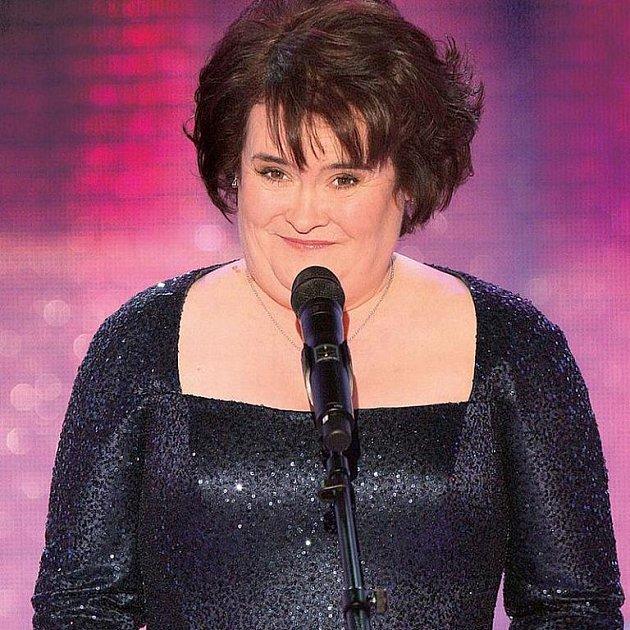 Zpěvačka Susan Boyle bude možná ještě slavnější než v současnosti.