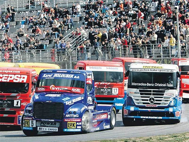 Velká cena Katalánska trucků
