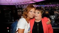 Simona Stašová a Jiřina Bohdalová mají skvělý vztah