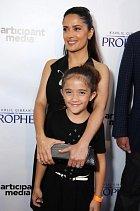 Salma Hayek a dcera Valentina Pinault
