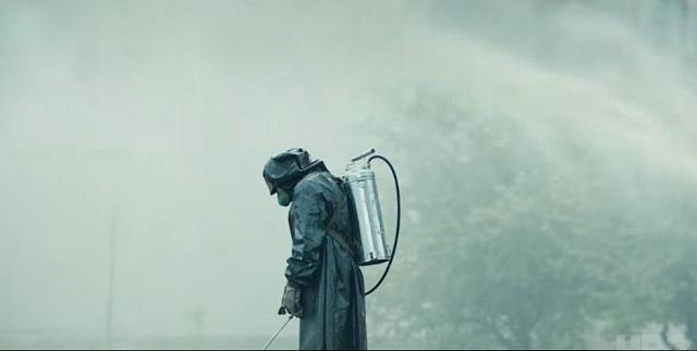 černobyl seriál