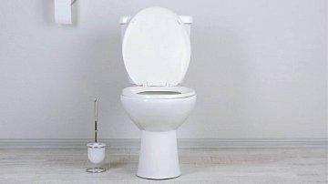 I obyčejný záchod dokáže člověku nahnat strach...