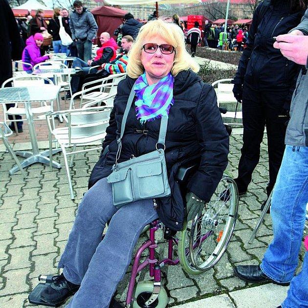 Hüttnerová má trojnásobnou zlomeninu kotníku.