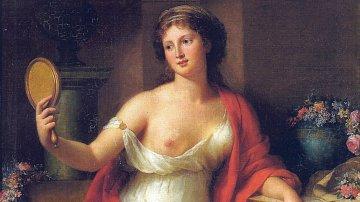 I mezi vlčicemi byly pohledné ženy, ale většinou nebylo o co stát.