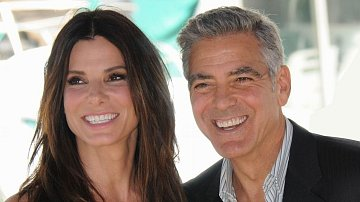 Sandra Bullock a George Clooney