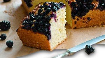 Rychlý ovocný koláč