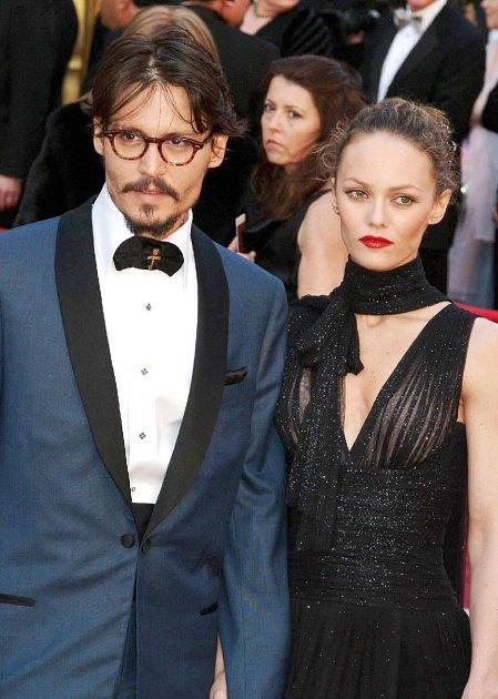 Johnny Depp a Vanessa Paradis byli dlouho považováni za dokonalý pár.