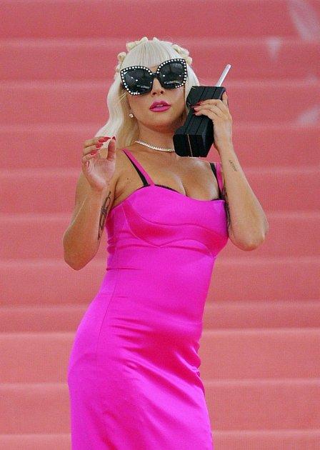 Třetí Podoba Lady Gaga - klasická rajda