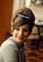 Mladá Barbra Streisand.