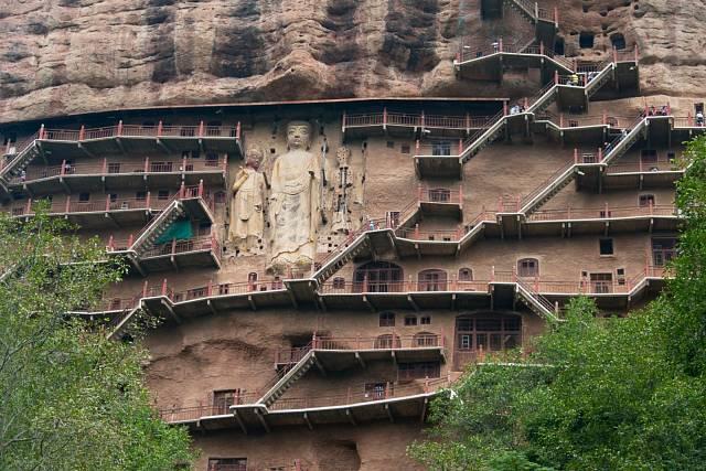 Jeskyně Maiji