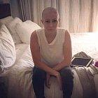 Takhle Shannen vypadala, když se bála, že boj s nemocí prohraje.
