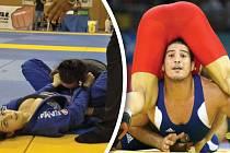 Někdy člověk při sportování musí snést hodně!