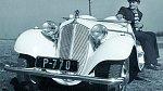 Miloval luxus a sportovní vozy. Jeho pýchou byl i tento kabriolet ze Zbrojovky.