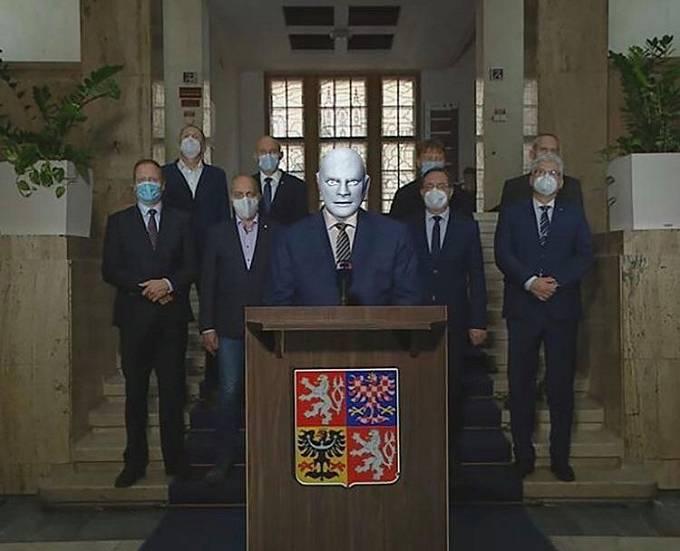 Na proslov Prymuly vzniklo mnoho verzí vtipů.