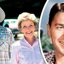 Dvě tváře Ronalda Reagana. Průměrný herec a skvělý státník.