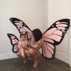 Kylie Jenner a dcerka Stormi Webster