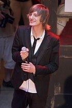 Takhle Ondřej vypadal v roce 2008...