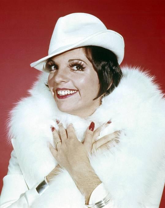 Dcera Liza Minnelli zazářila vmuzikálu Kabaret (1972).