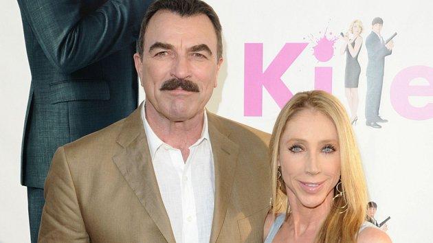 Tom Selleck s manželkou Jillie
