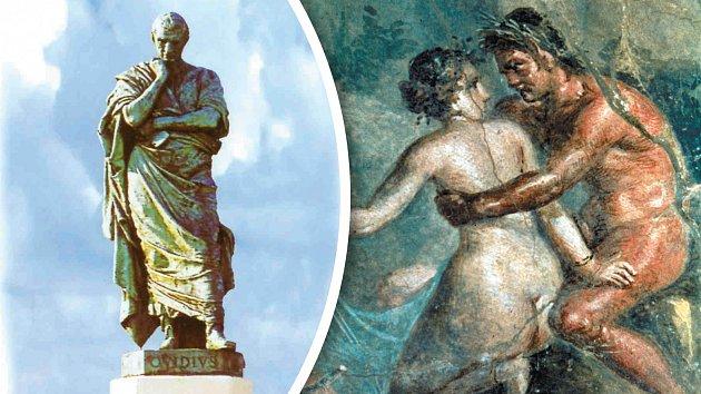 I slavný Ovidius poznal odmítnutí a sexuální frustraci.