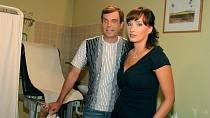 Daniela Šinkorová, Petr Rychlý