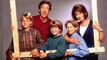 Kutil Tim vpodání Tima Allena měl tři syny. Jonathan je vpravo.
