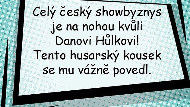 Daniel Hůlka poznal novou lásku ve svém životě. Jmenuje se Rozárka.