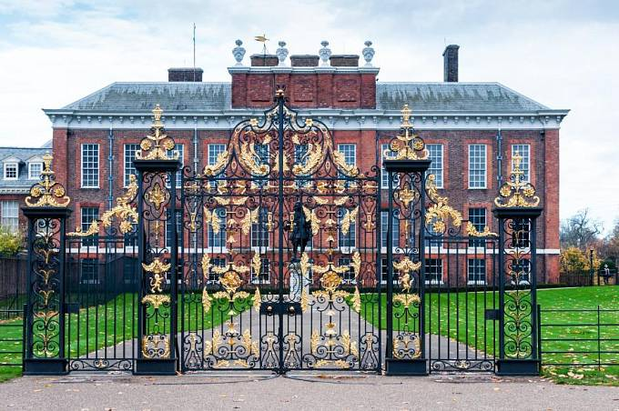 Kensingtonský palác