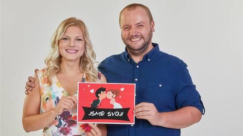 Svatba na první pohled, Simona Míková, Radek Stöber