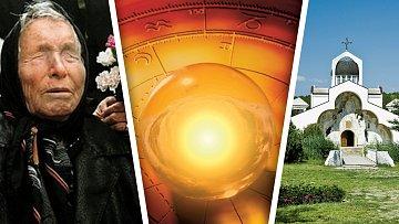 Vanga patřila mezi okultní celebrity. Ve městěRupite má svůj ikostel.