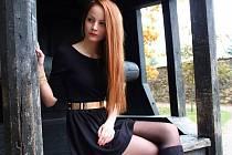 Karolína Guntherová patří opravdu kpůvabným kráskám.