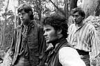 Western Ned Kelly (1970). Mark je vpravo, vlevo Mick Jagger.