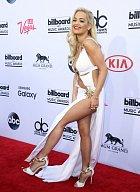 Rita Ora a její odvážné módní kreace