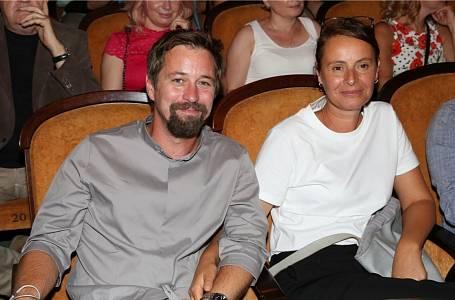 Lenka Vlasáková a Jan Dolanský