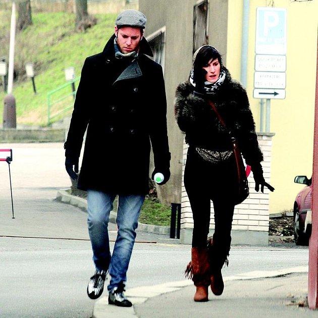 Je vidět, že móda se nevyhýbá Kláře ani jejímu manželovi Romanu Víchovi.