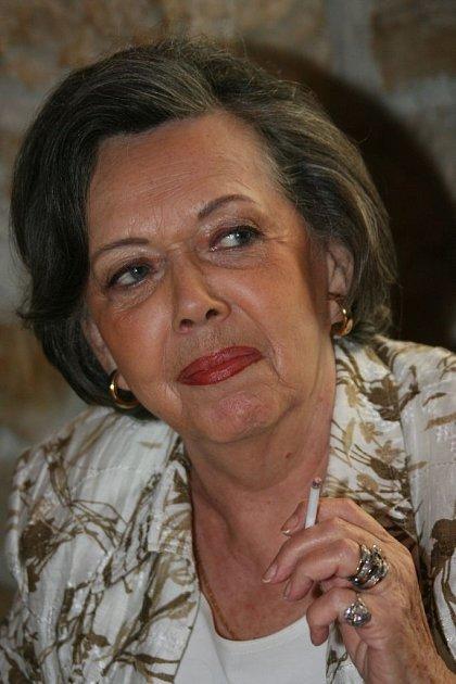 Jiřina Jirásková se už vyjádřit nemůže.