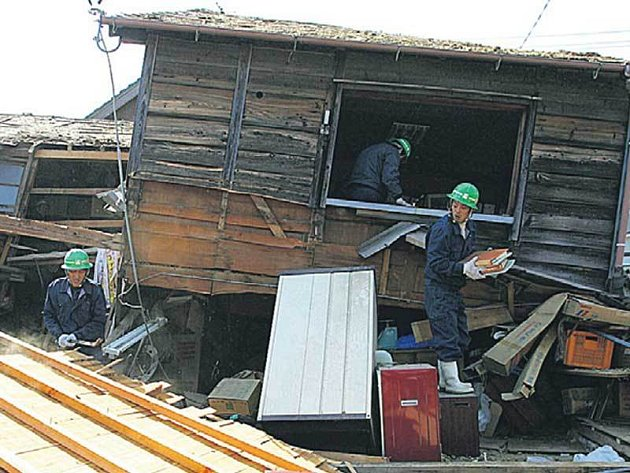 Šalamounovy ostrovy byly postiženy zemětřesením.