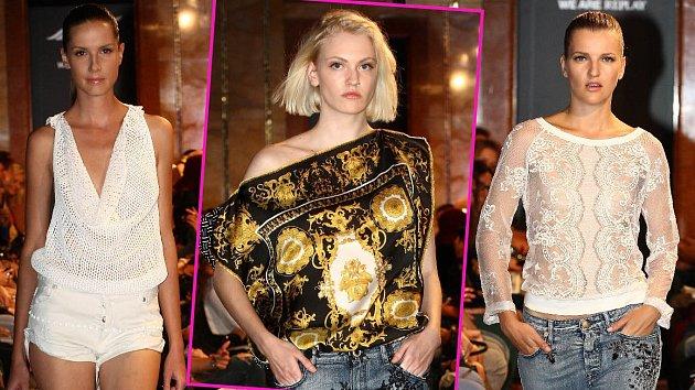 Nádherné modelky a skvělé outfity