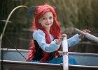 Maličká Ariel, která si pluje pro svůj happyend. Snad.