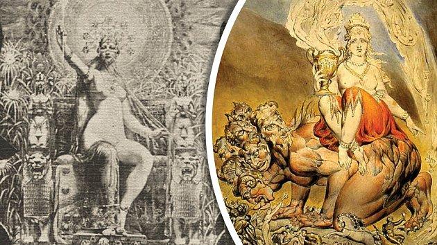 Babylónské kněžky měly speciální znalosti i dovednosti.