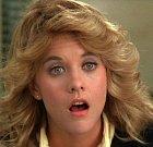 Meg Ryan na počátku filmové kariéry