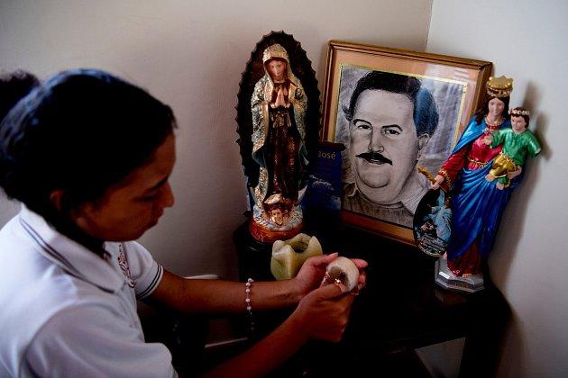 Pabla dodnes uctívá mnoho Kolumbijců.